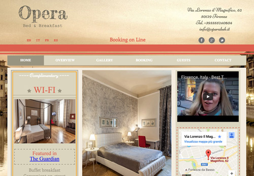 Opera B&B Firenze Bed e Breakfast