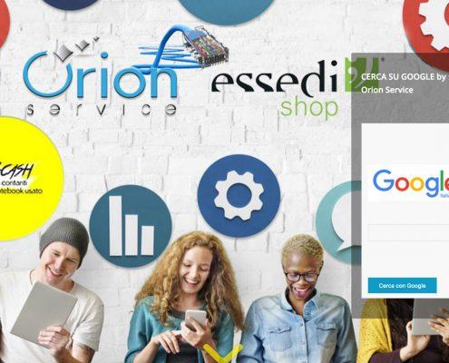 Orion service vendita e assistenza computer