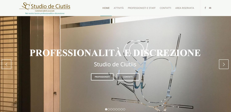 realizzazione-sito-web-studio-de-ciutiis