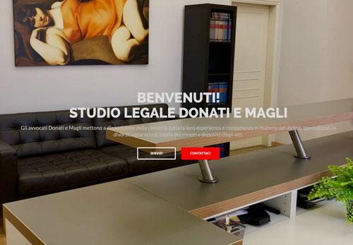 sito-studiolegale-donati-e-magli.com