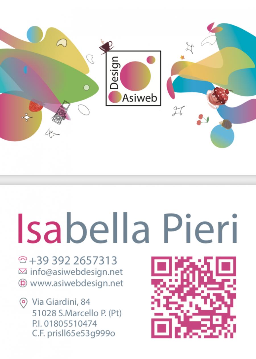 Biglietto da visita Asiweb Design